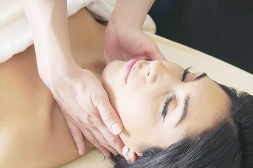 Lymphatic drainage during pregnancy