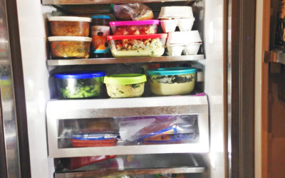 What Does a Clinician's Fridge Look Like Inside?