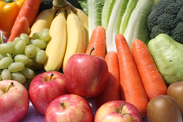 Storing Your Fruits and Veggies