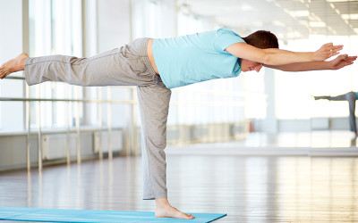 Training to Heal – Yoga for Pain Management
