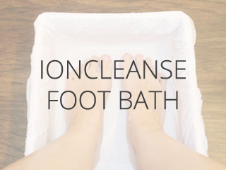IONCLEANSE FOOTBATH
